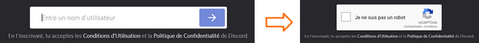 Discord, inscription 01
